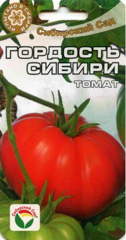 Томат «Гордость Сибири»