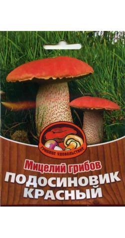 Подосиновик красный (субстрат 60 мл.)