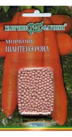 Морковь в гранулах «Шантенэ Роял»
