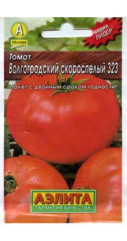 Томат «Волгоградский скороспелый 323»