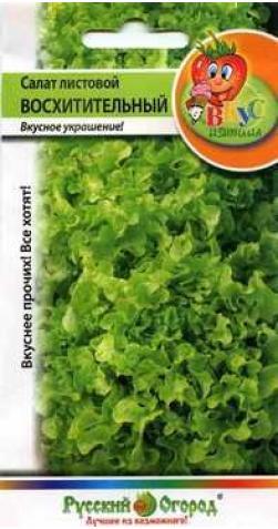 Салат листовой «Восхитительный»