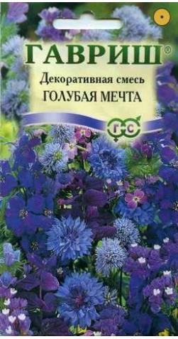 Смесь декоративная «Голубая мечта»