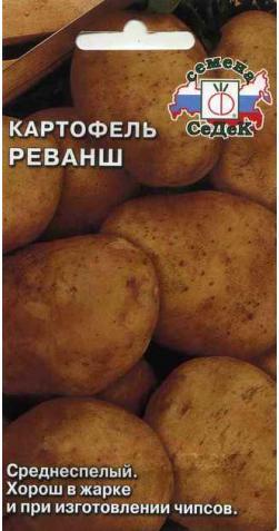 Картофель «Реванш».