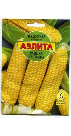 Кукуруза «Ранняя Лакомка»