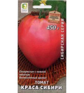 Томат «Краса Сибири» (плоды до 1000г).